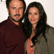 Постер, плакат: David Arquette and Courteney Cox