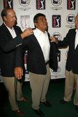 George Lopez Announces The 2007 Bob Hope Chrysler Classic — Stock Photo
