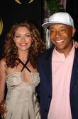 Russell Simmons and Rebecca Gayheart — Stockfoto