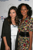 Ginnifer Goodwin and Tracee Ellis Ross — Foto Stock