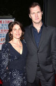 Esther Freud and David Morrissey — Stock Photo