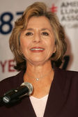 Senator Barbara Boxer — Stock Photo