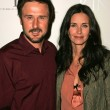 ������, ������: David Arquette and Courteney Cox