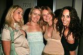 Jennifer Blanc, Gill Hamer, Kym Jackson and Lorna Paul — Stock Photo