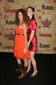 Leah Rachel and Erin Lokitz — Stock Photo