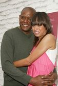 Forest Whitaker and Keisha Whitaker — Photo