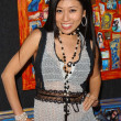 Adrienne Lau at the Los Angeles Premiere of Surf School. Westwood Crest Theatre, Westwood, CA. 05-16-06 — Stock Photo