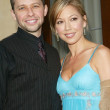Jon Cryer and Lisa Joyner — 图库照片
