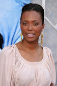 Aisha Tyler at the premiere of The Santa Clause 3 The Escape Clause. El Capitan Theater, Hollywood, CA. 10-29-06 — Stock Photo
