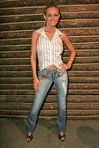 Katie Lohmann — Stock Photo