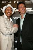 Ludacris and Donovan Leitch — Stock Photo