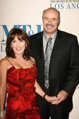 Robin McGraw and Dr. Phil McGraw — Stock Photo