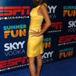 "ESPN The Magazine's ""Summer Fun"" Party - Foto de Stock"