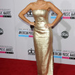 Stock Photo: ElishCuthbert at 40th AmericMusic Awards Arrivals, NokiTheatre, Los Angeles, C11-18-12