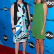 Anne Sweeney and Calista Flockhart - Stock Photo