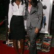 Stock Photo: Kelly Rowland and Michelle Williams at Los Angeles Premiere of Stranger ThFiction. Mann Village Theatre, Westwood, CA. 10-30-06