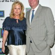 Kathy Hilton and Rick Hilton - 图库照片