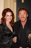 Gretchen Bonaduce and Danny Bonaduce — Стоковое фото