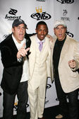 Nick Cannon's Birthday Party and Store Opening — Stock Photo