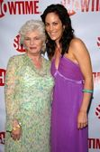Fionnula Flanagan and Annabeth Gish — Stock Photo