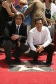 Benicio Del Toro and Mark Ruffalo — Stock Photo