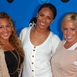 Adrienne Bailon with Kiely Williams and Sabrina Bryan at the Disney ABC Television Group All Star Party. Kidspace Children's Museum, Pasadena, CA. 07-19-06 — Stock Photo