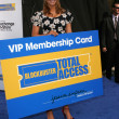 "Jessica Simpson and Blockbuster Announce ""Total Access"" — Lizenzfreies Foto"