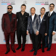 Stock Photo: Backstreet Boys at 40th AmericMusic Awards Arrivals, NokiTheatre, Los Angeles, C11-18-12