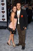 Christina DeRosa and Efren Ramirez — Stock Photo