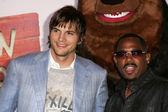 Ashton Kutcher, Martin Lawrence — Stock Photo