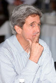 Sen. John Kerry — Stock Photo