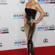Stock Photo: Jenny McCarthy at 40th AmericMusic Awards Arrivals, NokiTheatre, Los Angeles, C11-18-12