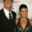 Постер, плакат: Danica Patrick and husband