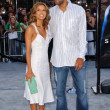 Eva Longoria and Tony Parker - Stock Photo