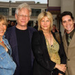 Lin Shaye and Bruce Davison with Cindy Pickett and Seth Peterson — 图库照片 #16446765