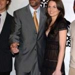 ������, ������: Hugh Laurie and Jennifer Morrison