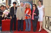 Nancy Sinatra Hollywood Walk of Fame Ceremony — Stockfoto