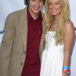 Devon Werkheiser and Ashley Tisdale — Stock Photo #16451523
