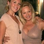 Cherish Lee and Charlene Tilton — Stock Photo #16451703
