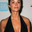 Abigail Spencer at the Peace Over Violence 35th Annual Humanitarian Awards. Beverly Hills Hotel, Beverly Hills, CA. 10-27-06 — Stock Photo