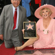 Ruta Lee Honored With A Star On The Hollywood Walk Of Fame — Stock Photo