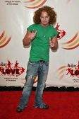 "Scott ""Carrot Top"" Thompson — Stock Photo"