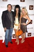 Wynn Katz with Bai Ling and Donna Katz — Stock Photo