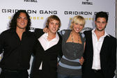 "Los Angeles Premiere of ""Gridiron Gang"" — Stock Photo"