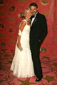 Helen Mirren and Jeremy Irons — Stock Photo