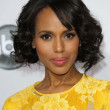 Stock Photo: Kerry Washington at 40th AmericMusic Awards Arrivals, NokiTheatre, Los Angeles, C11-18-12
