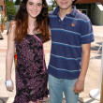 Vanessa Marano and Daryl Sabara — Stock Photo