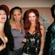 Постер, плакат: Jackie Watson and Mary Carey with Phoebe Price and Andrea Harrison