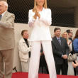Vanna White Hollywood Walk of Fame Ceremony — Lizenzfreies Foto