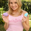 Alana Curry at the Easter Egg Extravaganza co-hosted by Alana Curry and Laura Nativo, Private Location, Northridge, CA 04-16-06 EXCLUSIVE — Stock Photo #16469581